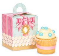 Let Them Eat Cake Cupcake Boxes