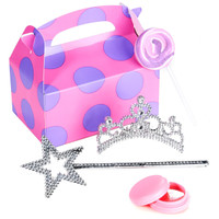 Disney Very Important Princess Dream Party - Party Favor Box (Set of 4)
