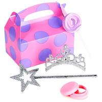Disney Very Important Princess Dream Party - Party Favor Box (Set of 4)