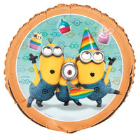 Minions Despicable Me - Foil Balloon