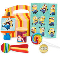 Despicable Me 2 - Filled Party Favor Box