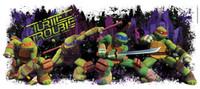 Teenage Mutant Ninja Turtles Giant Wall Decal