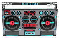 Born to Rock Centerpiece