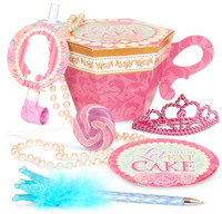 Let Them Eat Cake Party Favor Box