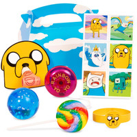 Adventure Time Party Favor Box