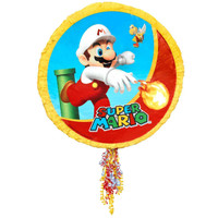 Super Mario Party Pull-String Pinata