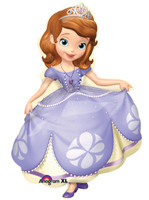 Disney Junior Sofia the First Jumbo Foil Balloon