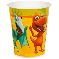 Dinosaur Train 9 oz. Paper Cups (8)