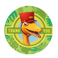 Dinosaur Train Thank-You Notes (8)