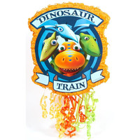 Dinosaur Train Pull-String Pinata