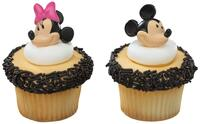 Disney Mickey and Minnie Rings Asst.