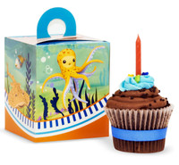 The Octonauts Cupcake Boxes