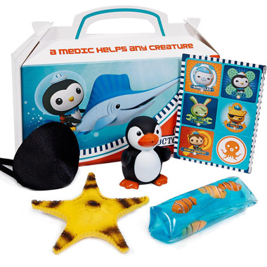 Octonauts Filled Favor Boxes (Set of 4 )