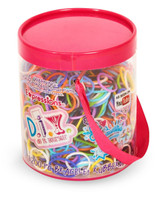 Loom Rubber Bands in Canister
