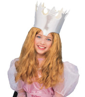 The Wizard of Oz Glinda Wig Child