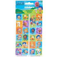 Bubble Guppies Sticker Sheets