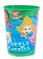Bubble Guppies 16 oz. Plastic Cup
