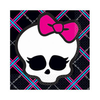 Monster High Beverage Napkins