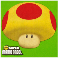 Super Mario Bros. Napkins