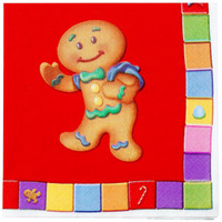 Candy Land Napkins