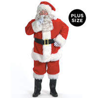 Professional Santa Suit (58-62) Costume