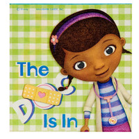 Disney Junior Doc McStuffins Lunch Napkins