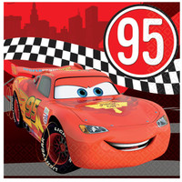 Disney Cars Dream Party Lunch Napkins