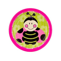 LadyBugs: Oh So Sweet Dessert Plates