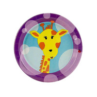 Safari Friends Dessert Plates