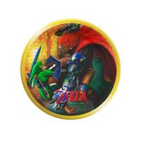 The Legend of Zelda Dessert Plates
