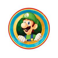 Super Mario Party Dessert Plates