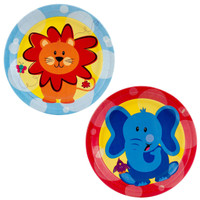 Safari Friends Dinner Plates