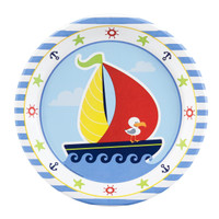 Anchors Aweigh Dinner Plates