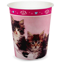 rachaelhale Glamour Cats 9 oz. Cups
