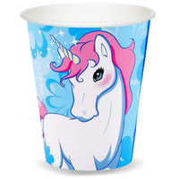 Enchanted Unicorn 9 oz. Paper Cups