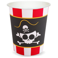 Little Buccaneer 9 oz. Paper Cups