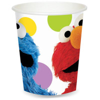 Sesame Street Party 9 oz. Paper Cups