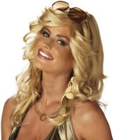 Discorama Mama Blonde Wig Adult