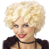 Jazz Baby Wig Blonde Adult