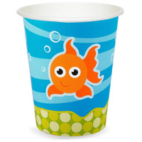 Goldfish 9 oz. Paper Cups
