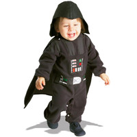 Star Wars Darth Vader Fleece Toddler Costume