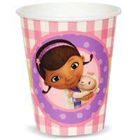 Disney Junior Doc McStuffins 9 oz. Paper Cups