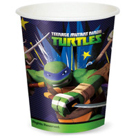 Nickelodeon Teenage Mutant Ninja Turtles 9 oz. Paper Cups