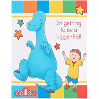 Caillou Invitations