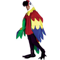 Parrot Deluxe Adult Costume