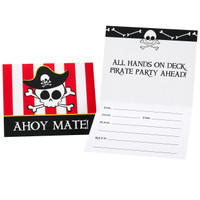 Little Buccaneer Invitations