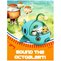 The Octonauts Invitations