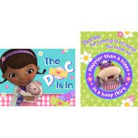 Disney Junior Doc McStuffins Invitations & Thank-You Postcards