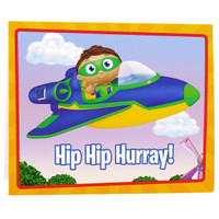 Super Why! Thank-You Notes