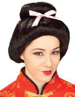 Geisha Wig Adult